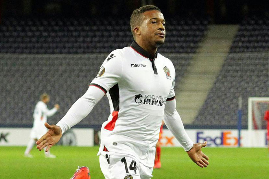 Le premier but d'Alassane Plea en Europa League