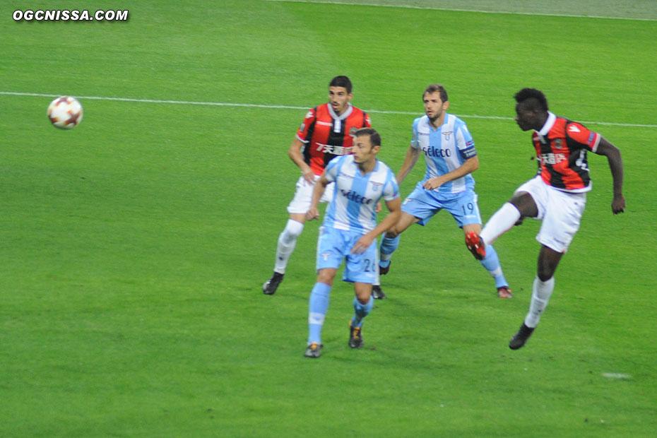 Tête de Mario Balotelli