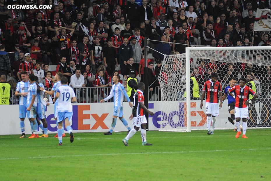La Lazio marquera un 3e but en fin de match