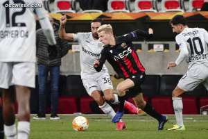 Europa League : Nice - Leverkusen