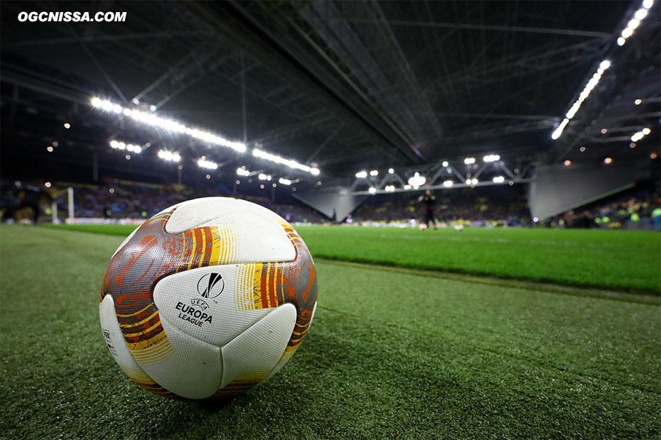Dernier match de poule d'Europa League pour le Gym