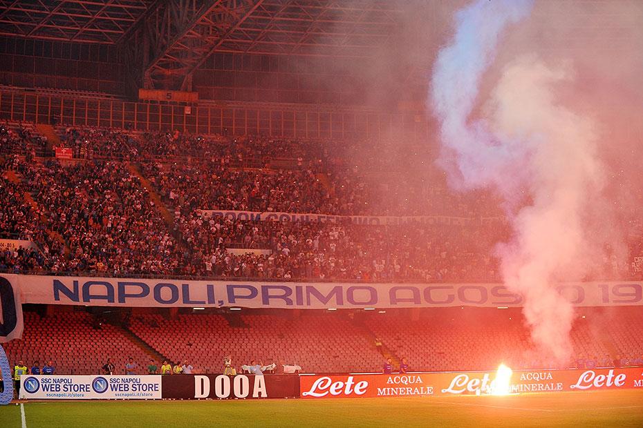 Nice s'incline 3 à 0. Le Napoli peut fêter son anniversaire comme il se doit.