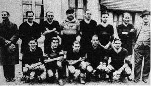 OGC Nice 1933/1934