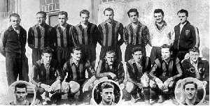 OGC Nice 1952/1953