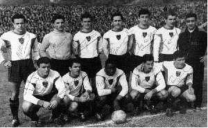 OGC Nice 1957/1958