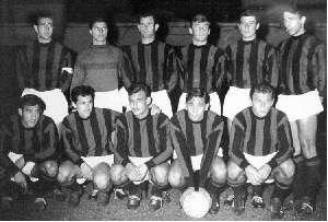 OGC Nice 1960/1961