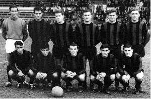 OGC Nice 1964/1965