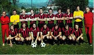 OGC Nice 1972/1973