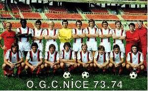 OGC Nice 1973/1974