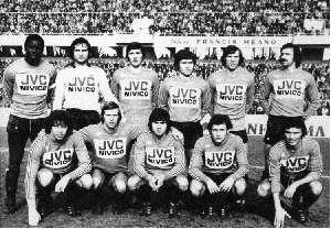 OGC Nice 1975/1976