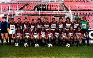 OGC Nice 1981/1982