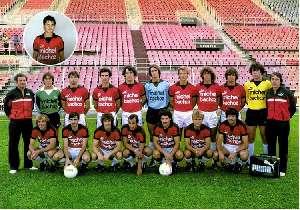 OGC Nice 1982/1983