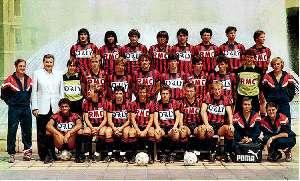 OGC Nice 1986/1987