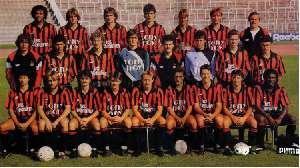 OGC Nice 1988/1989