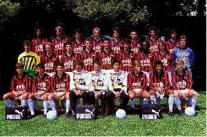 OGC Nice 1989/1990