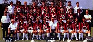OGC Nice 1990/1991