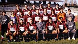 OGC Nice 1991/1992
