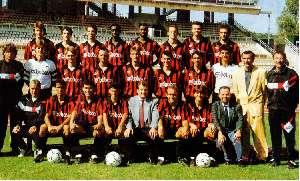 OGC Nice 1992/1993