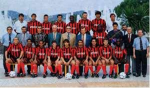 OGC Nice 1995/1996