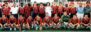 OGC Nice 1998/1999