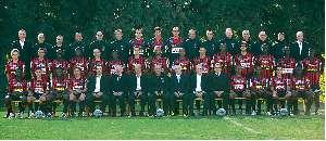 OGC Nice 2008/2009