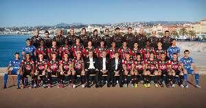 OGC Nice 2012/2013