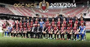 OGC Nice 2013/2014