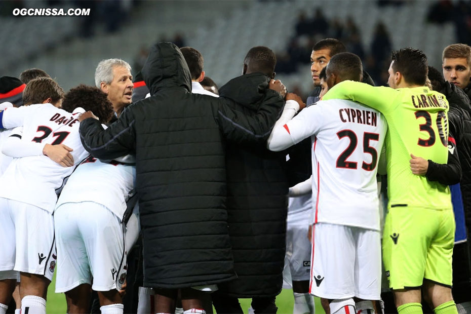 Lucien Favre et ses hommes ont maintenant rendez-vous avec les Girondins de Bordeaux, ce dimanche (17h)