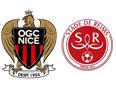 J12 : Le match  Nice 2-0 Reims Nice-reims