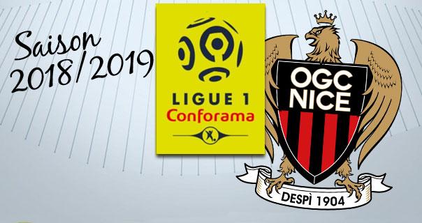 Calendrier Ligue 1 Nice.Calendrier 2018 2019