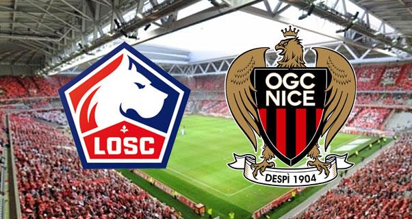 Lille - Nice : le résumé vidéo