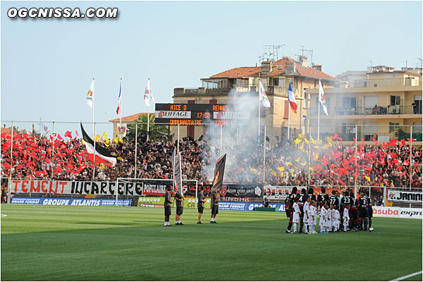 L1: Nice - Rennes 06