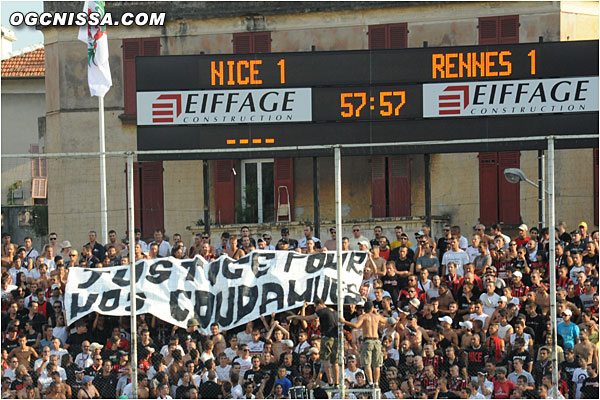 L1: Nice - Rennes 15