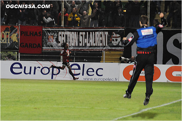 L1: Nice - Lorient 14