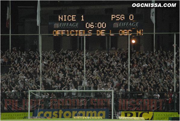 L1 : Nice - PSG 10